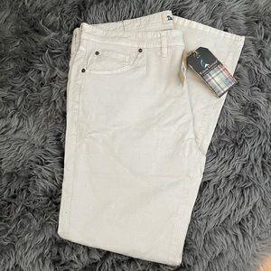 Tailor Vintage Linen Jeans 38x32